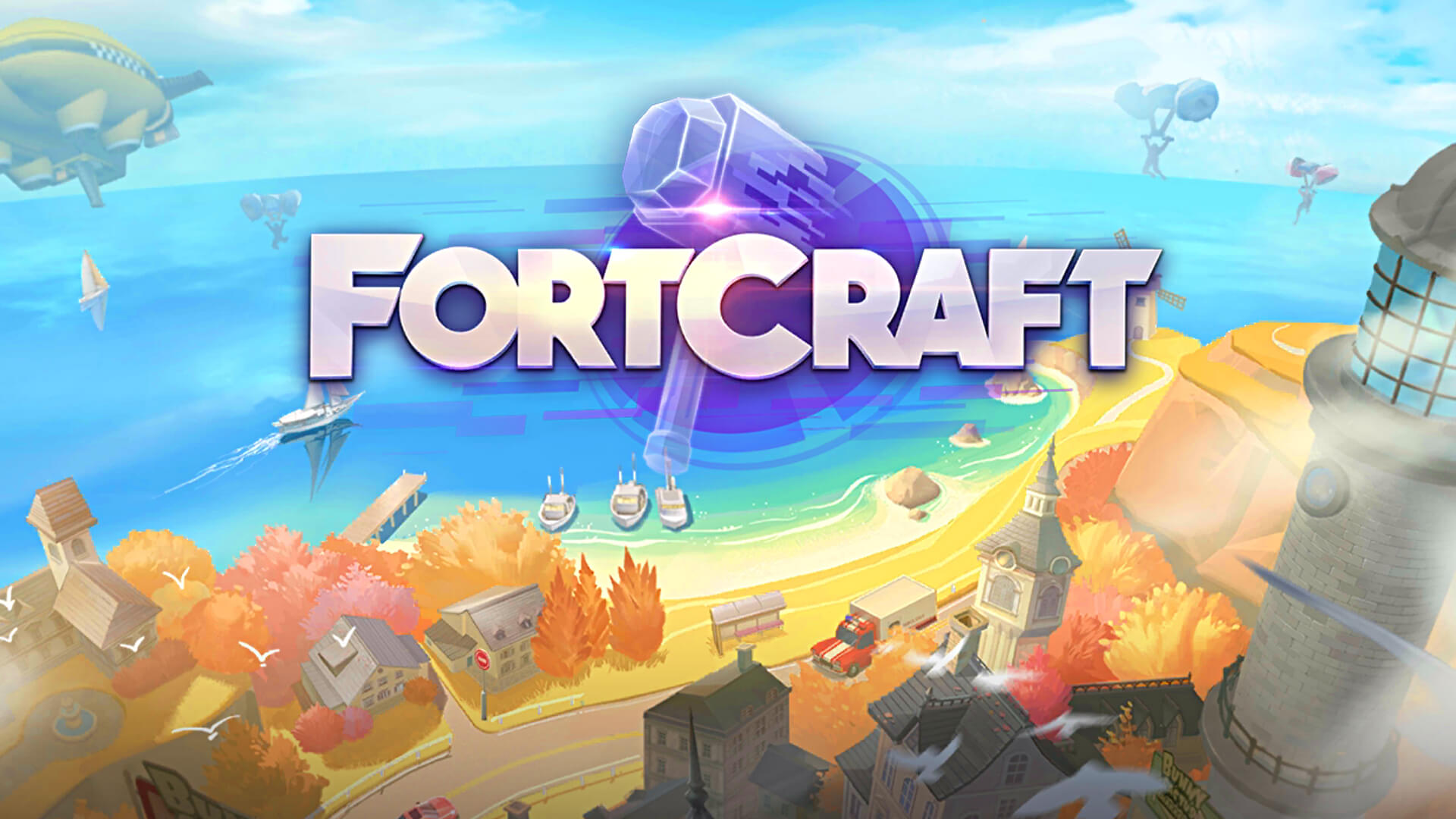 Descargar FortCraft Para Android APK 2018