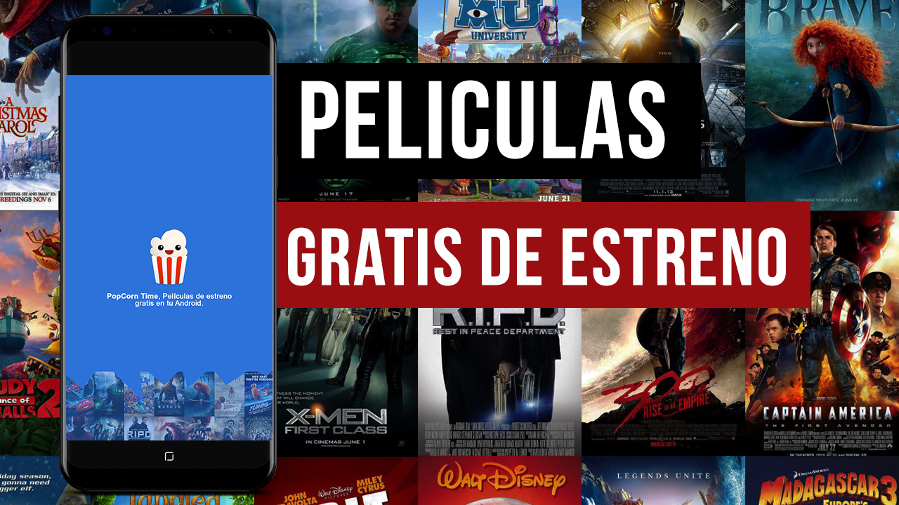 Ver y Descargar Películas de ESTRENO desde Android GRATIS 2018
