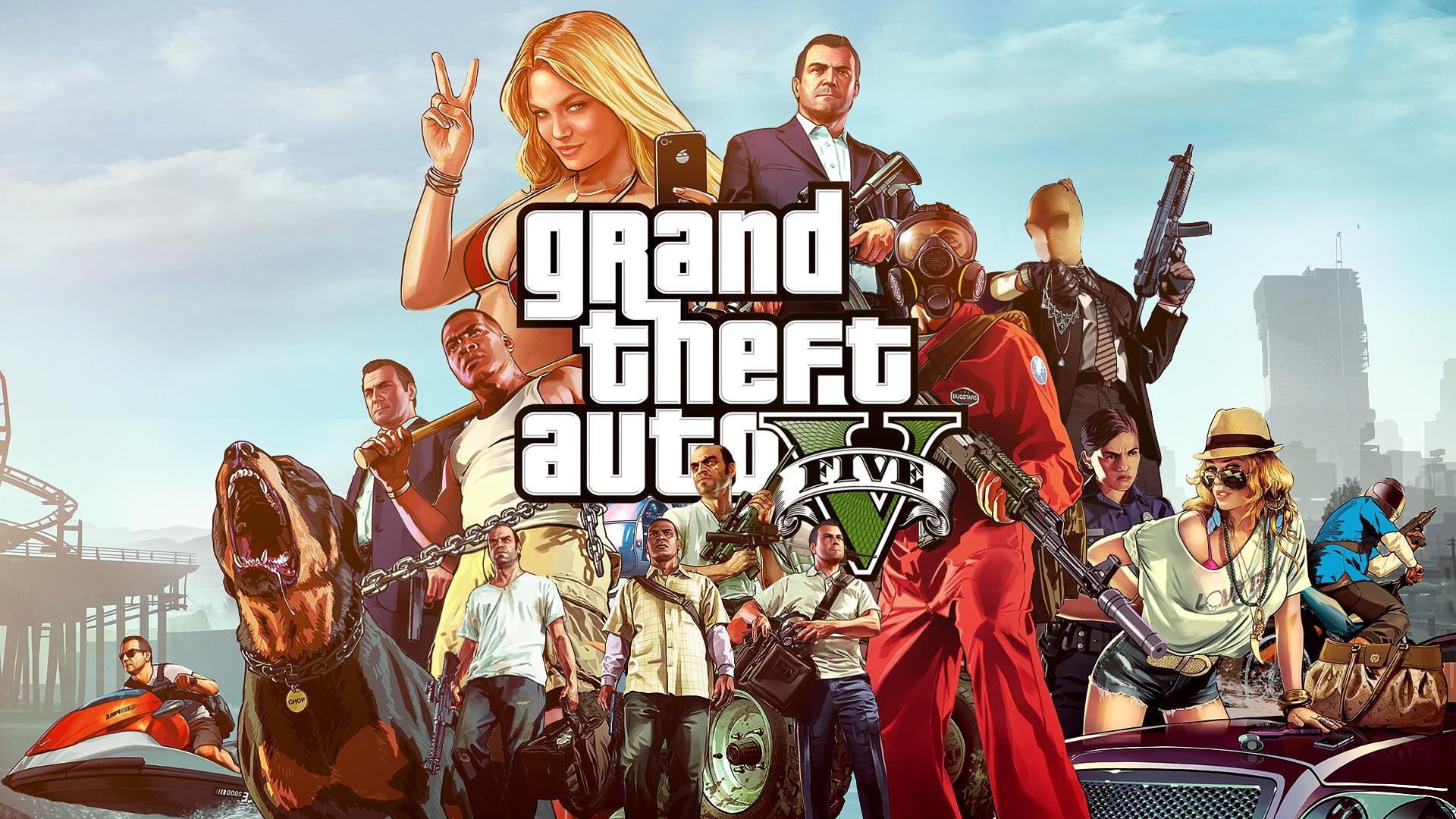 Descargar GTA V Para Android APK Oficial 2018