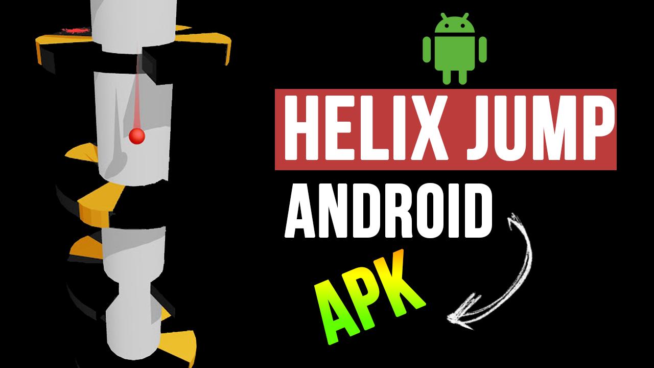 Descargar Helix Jump Para Android APK Oficial