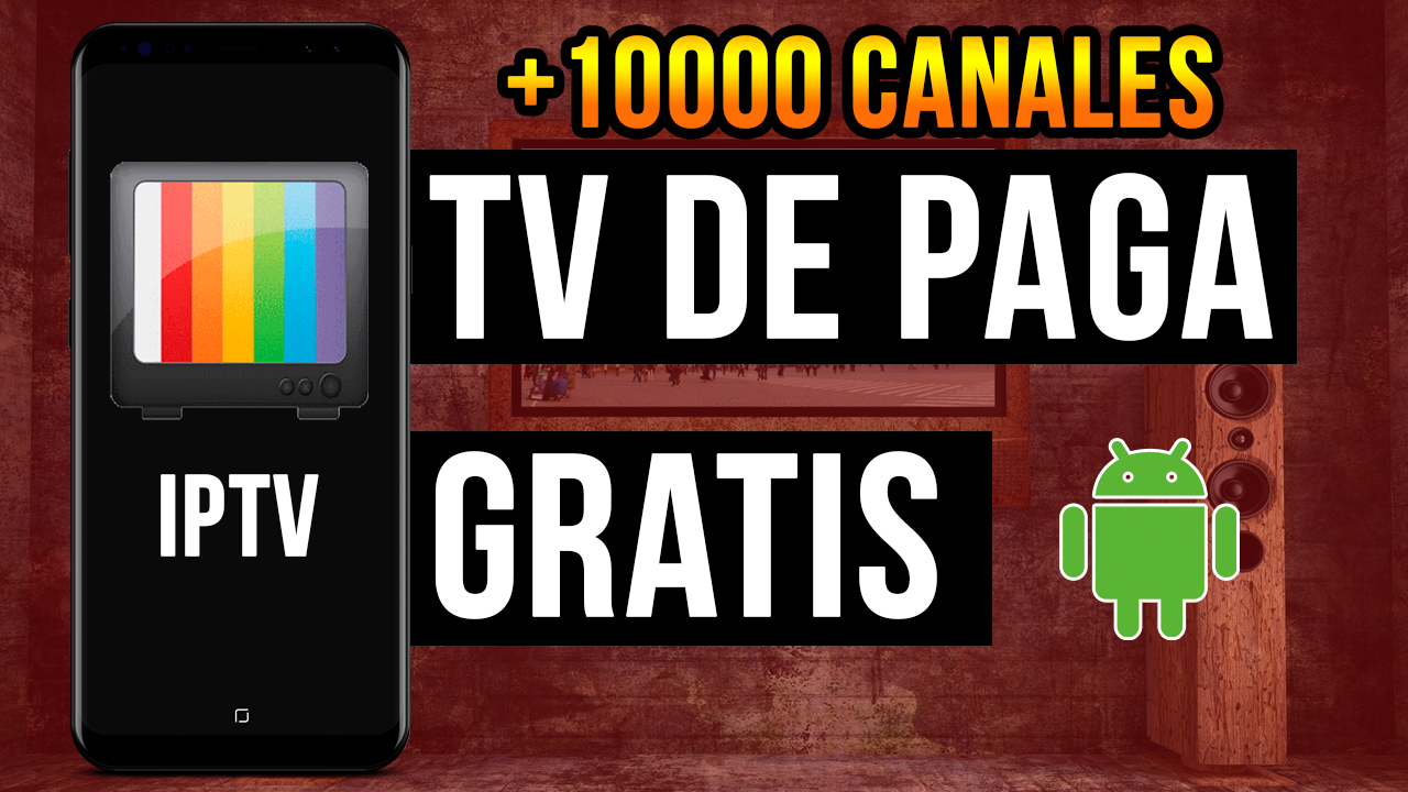 Descargar IPtv Player LATINO Para Android Ultima Version 2018