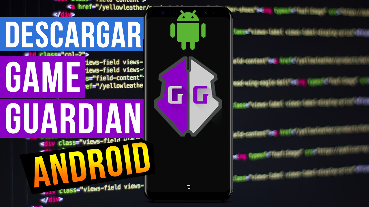 Descargar Game Guardian para Android Ultima Version 2018