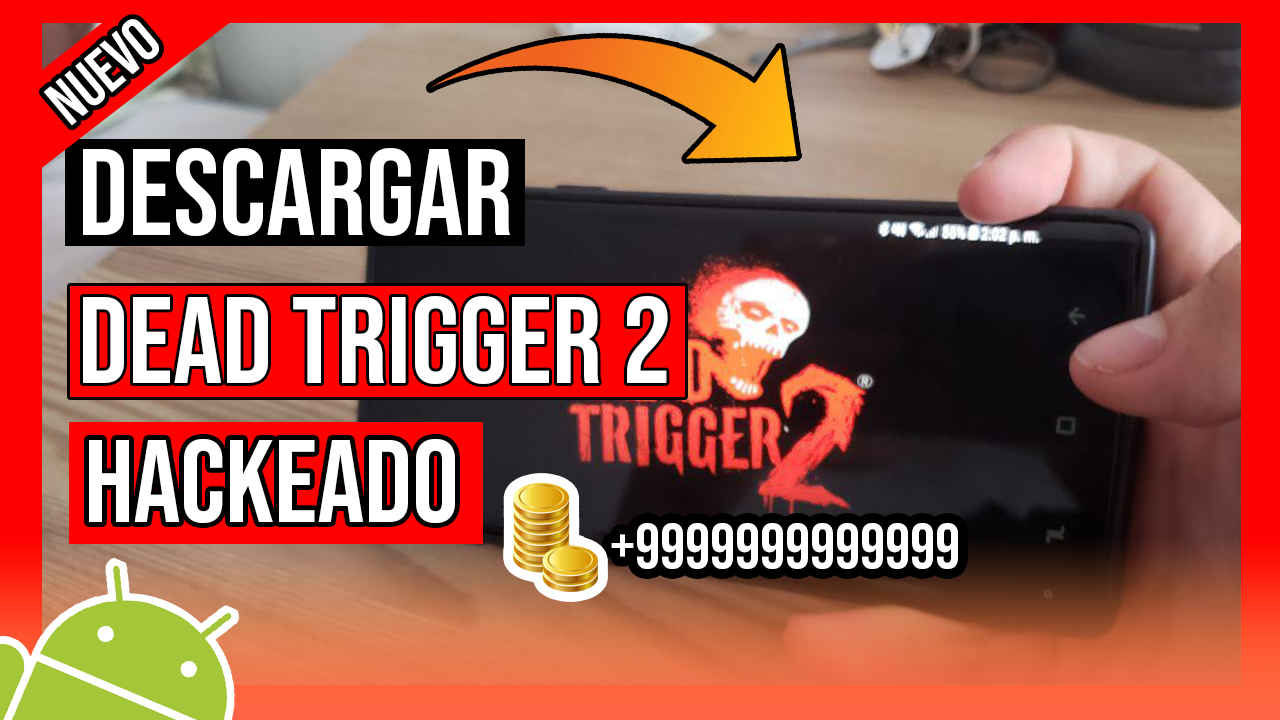 Descargar Dead Trigger 2 Hackeado Para Android APK Dinero y Oro Infinito