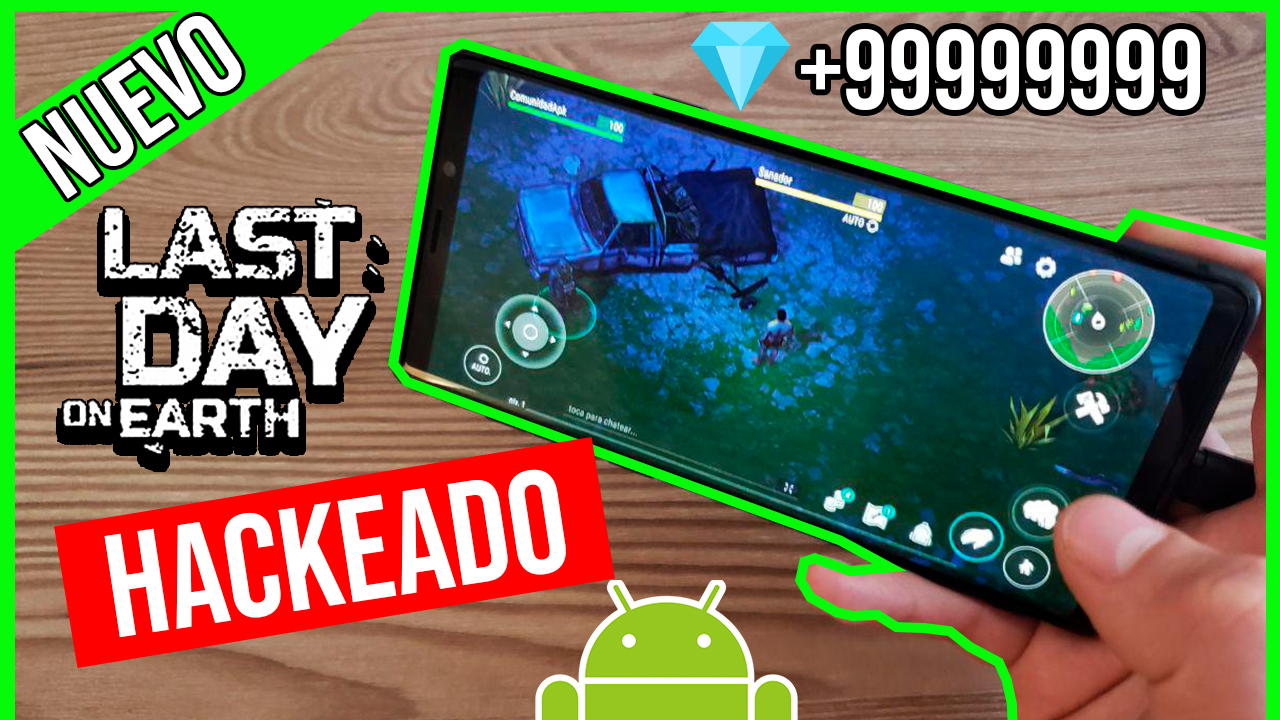 Descargar Last Day On Earth Hackeado para Android TODO DESBLOQUEADO