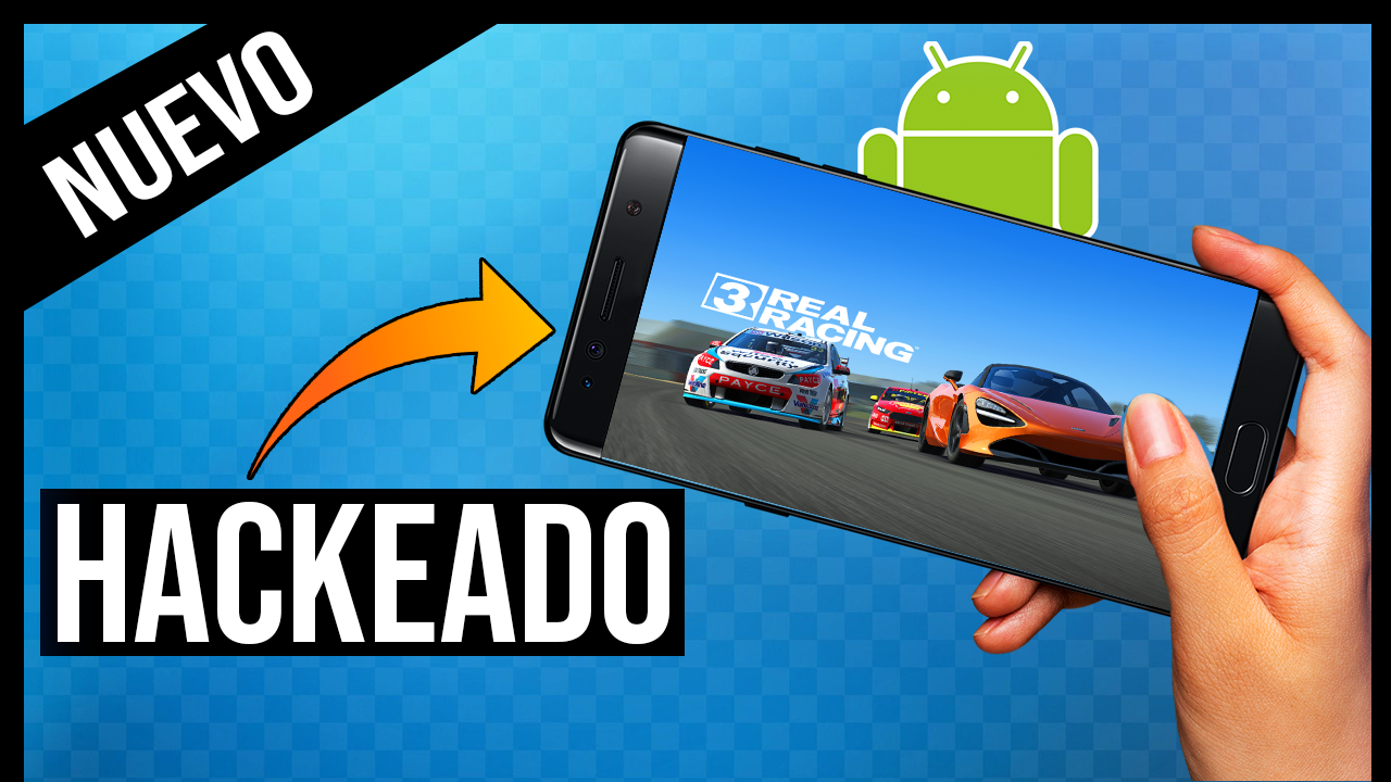 Descargar Real Racing 3 Para Android APK Hackeado TODO ILIMITADO