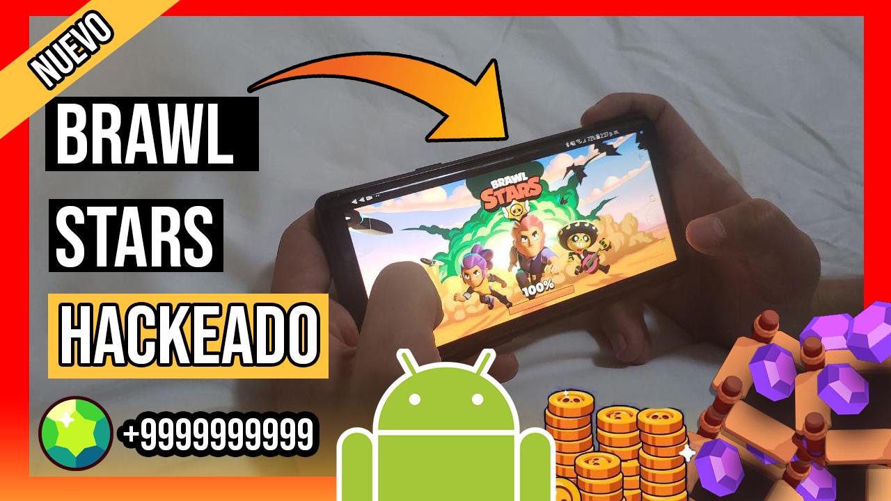 Descargar Brawl Stars Hackeado para Android APK TODO ILIMITADO