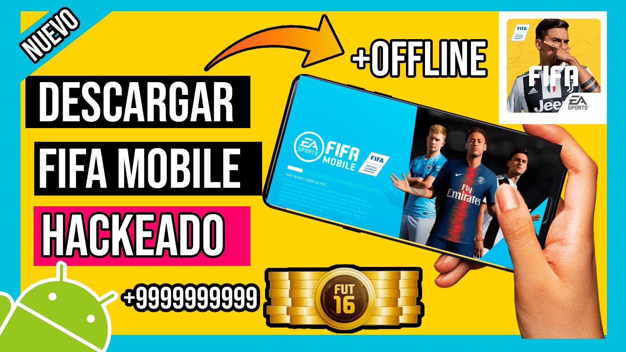 Descargar FIFA Mobile Hackeado Para Android Monedas Infinitas