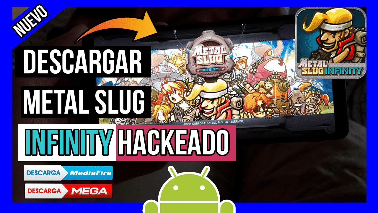 Descargar Metal Slug Infinity Hackeado APK Para Android OFICIAL