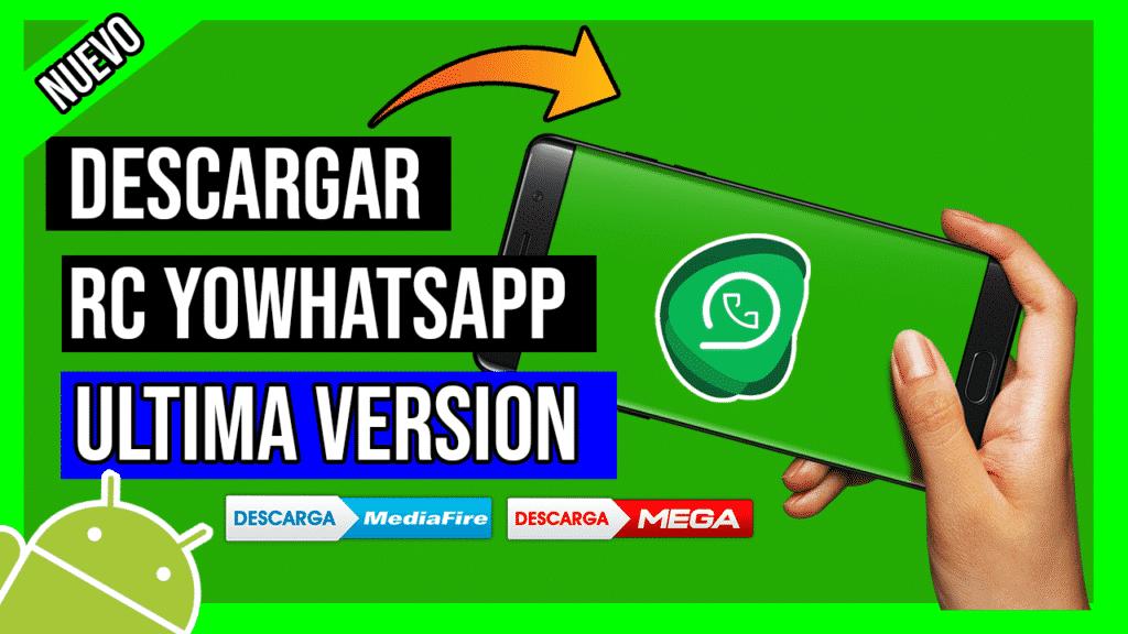 yowhatsapp 2019 descargar para android