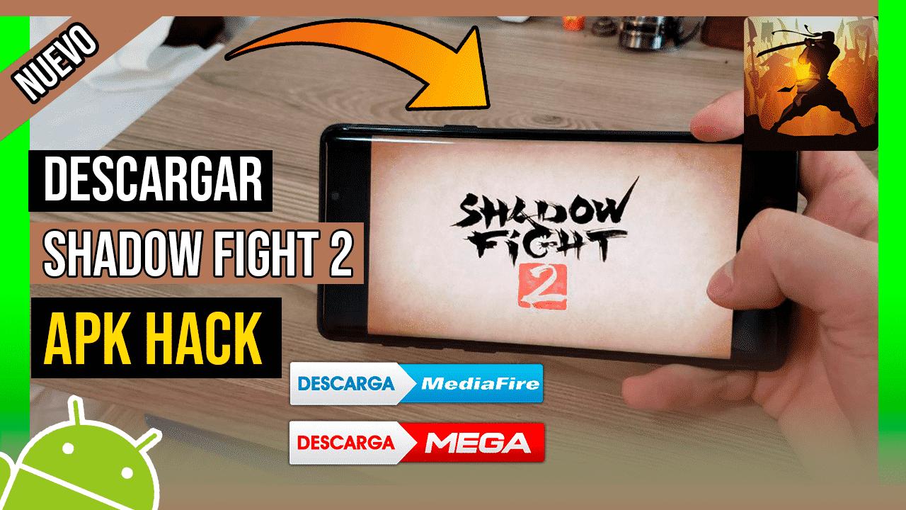 Descargar Shadow Fight 2 Hackeado Para Android APK Ultima Version TODO INFINITO