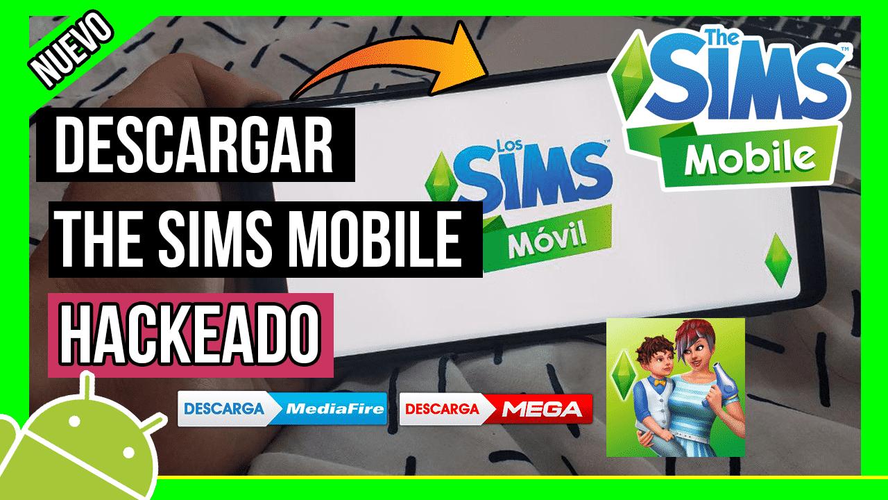 Descargar The Sims Mobile APK Hackeado Para Android TODO ILIMITADO