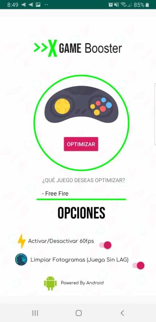 Descargar XGame Booster Optimiza Los Juegos Android a Ultra