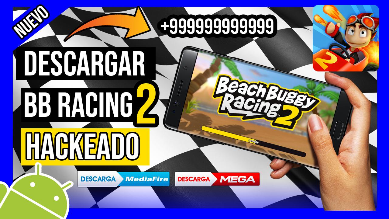 Descargar Beach Buggy Racing 2 Hackeado Para Android APK TODO ILIMITADO