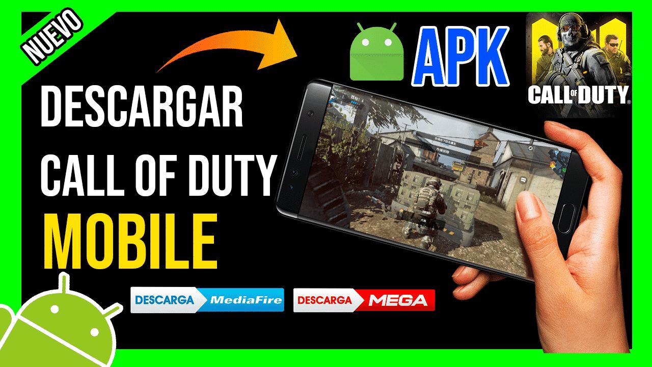 Descargar Call Of Duty Mobile APK Oficial Para Android por Mediafire