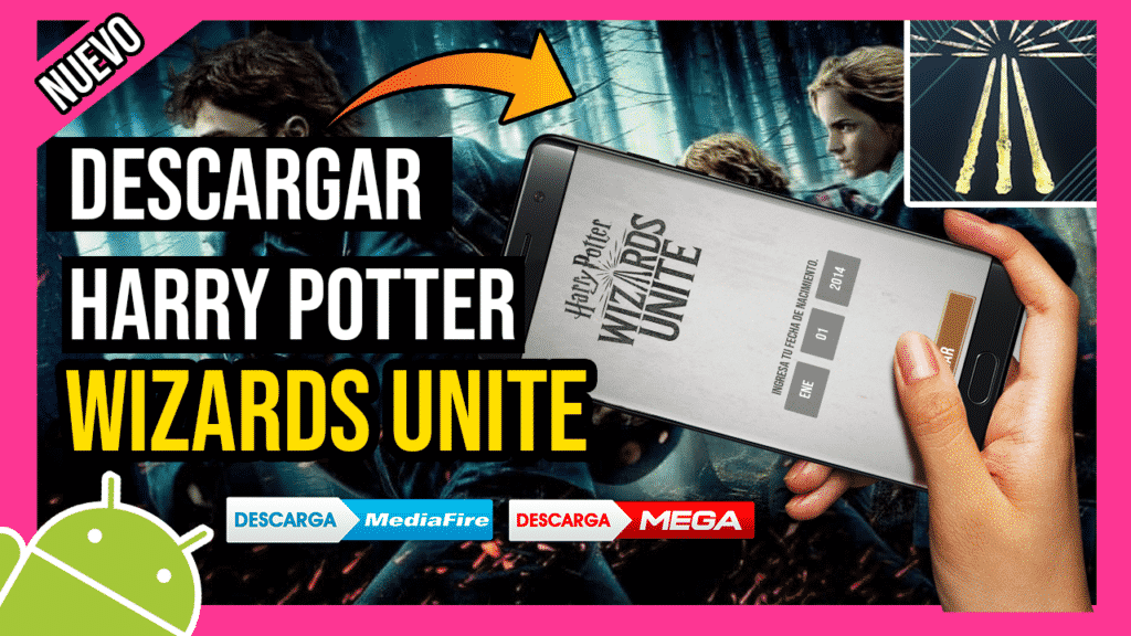 Descargar Harry Potter Wizards Unite APK Hackeado para Android por