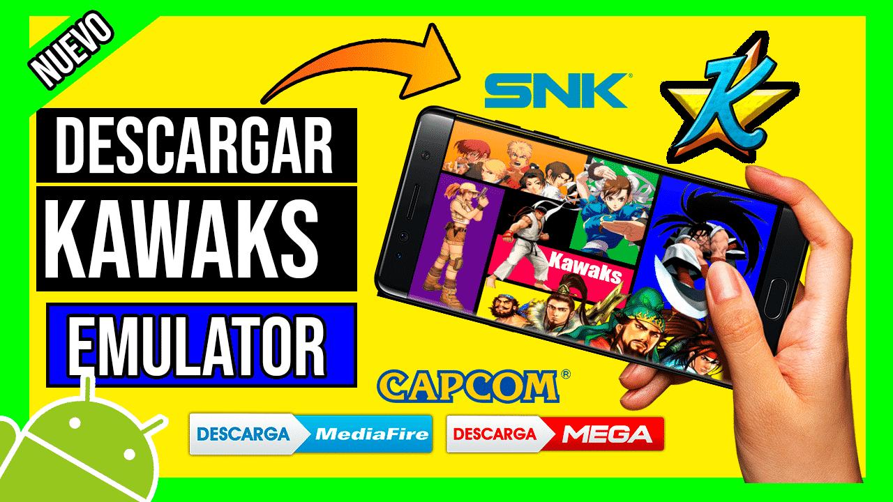 Descargar Kawaks Emulador de Neo Geo Para Android APK Mediafire