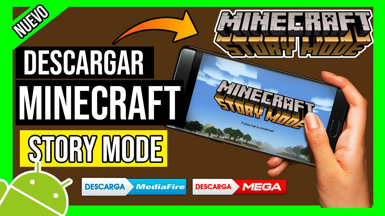 Descargar Minecraft Story Mode con Todos los Episodios APK Hackeado