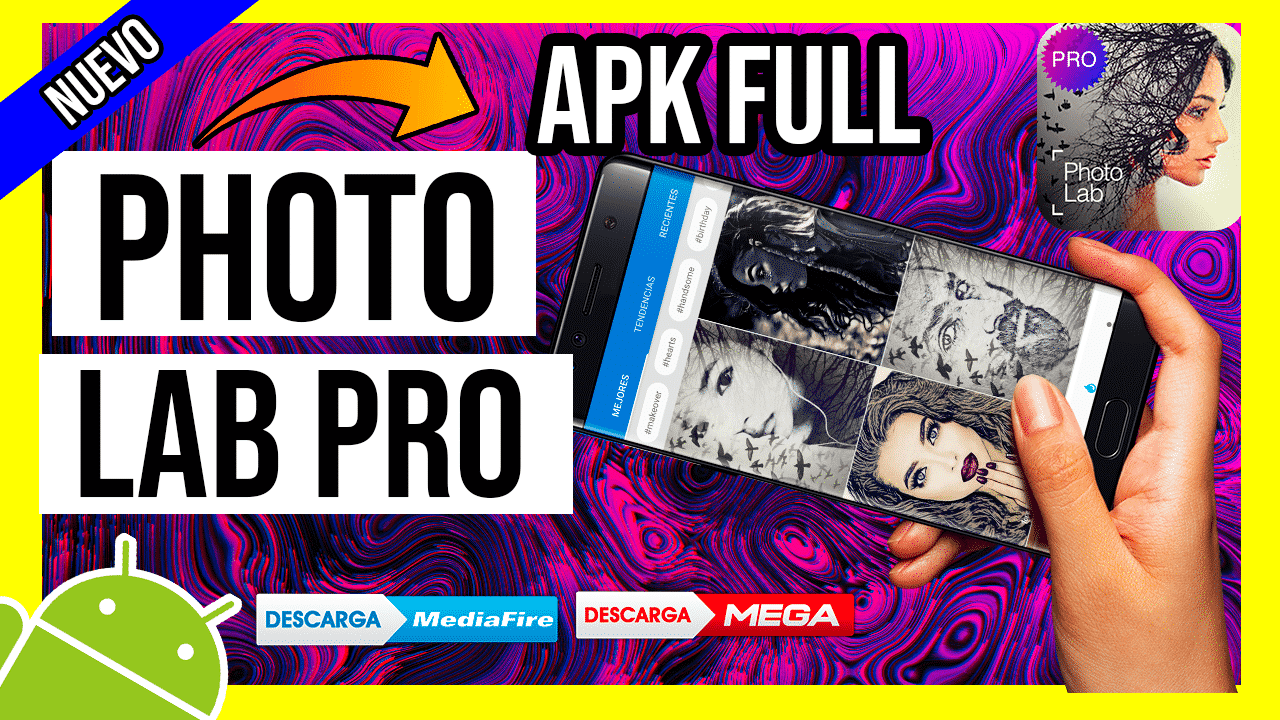 Descargar Photo Lab PRO Apk Para Android Ultima Version por Mediafire