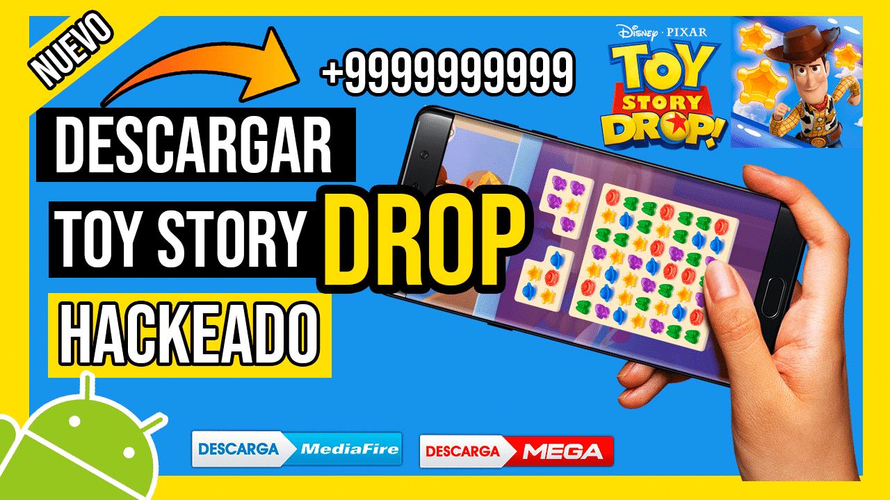 Descargar Toy Story Drop APK Hackeado Para Android por Mediafire
