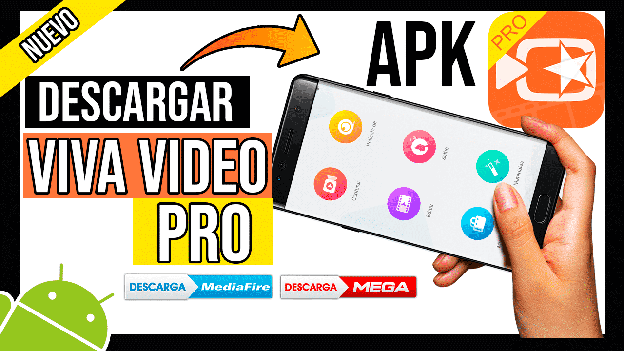 Descargar VivaVideo PRO APK Para Android por Mediafire Ultima Version