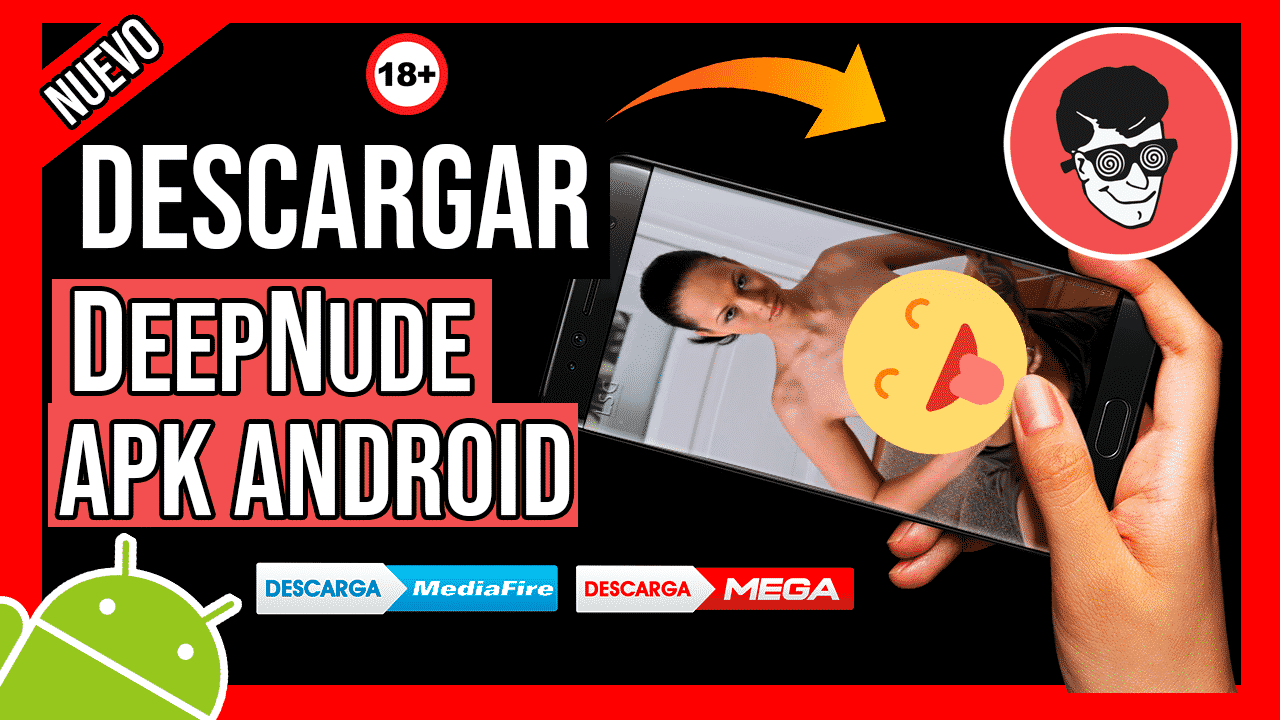 Descargar DeepNude Para Android APK Ultima Version