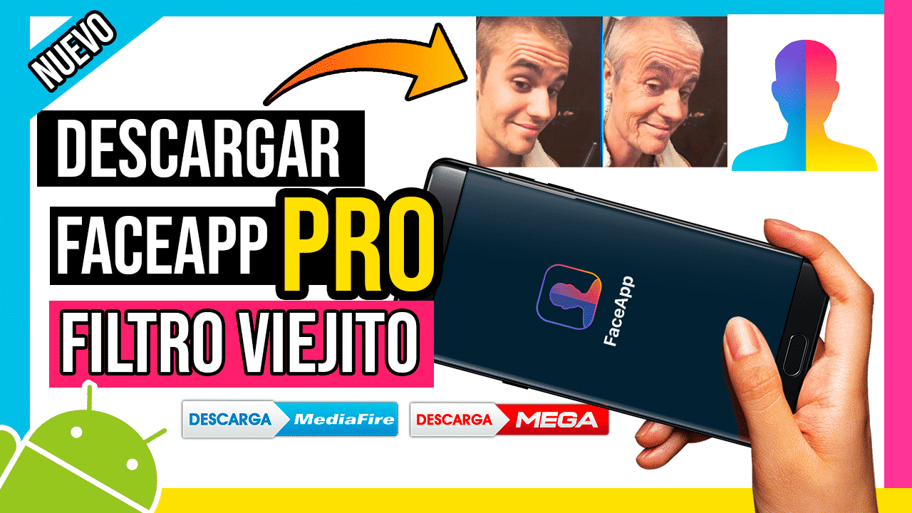 Descargar FaceApp PRO Gratis Para Android APK Ultima Version