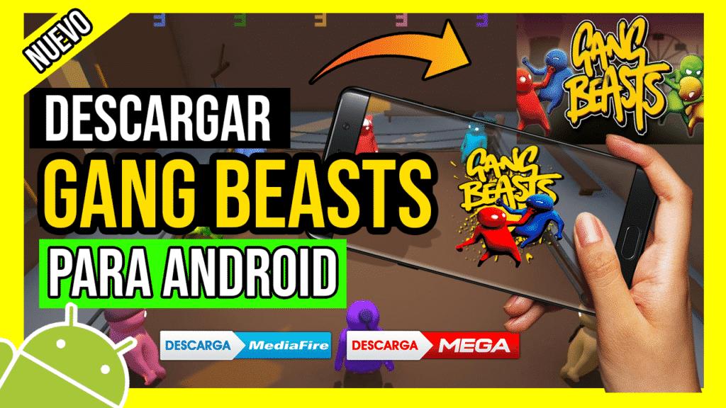descargar gang beasts android gratis