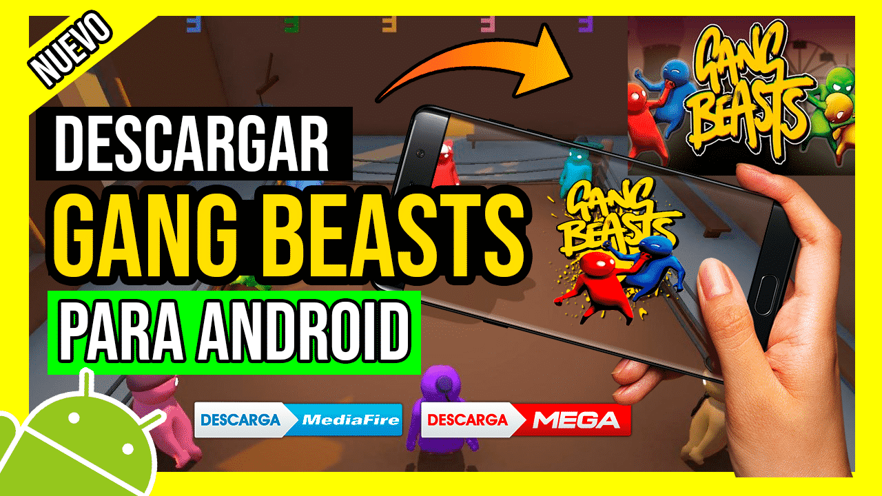 Descargar Gang Beasts Para Android APK Original
