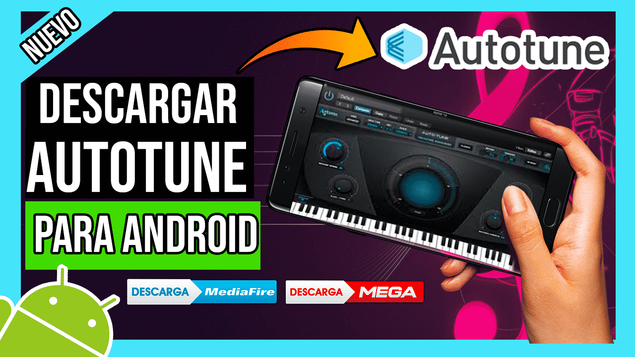 Descargar AutoTune Para Android APK Ultima Version