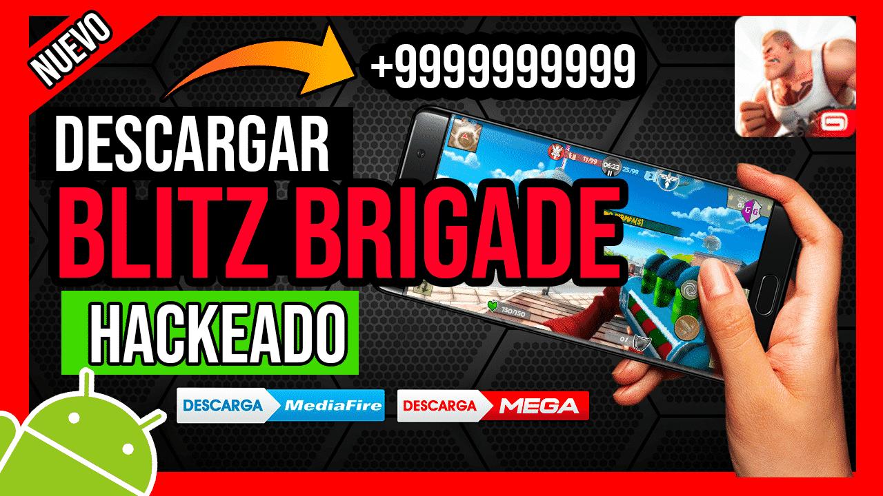 Descargar Blitz Brigade Hackeado Para Android APK Diamantes y Oro GRATIS