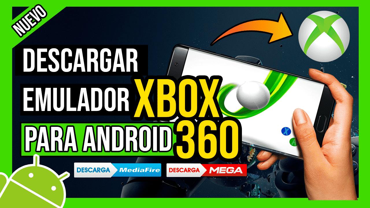 Descargar Emulador de Xbox 360 Para Android APK Oficial