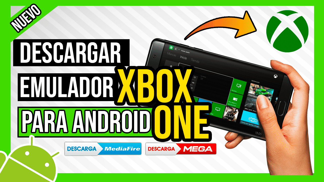 Descargar Emulador de Xbox One Para Android APK Ultima Version
