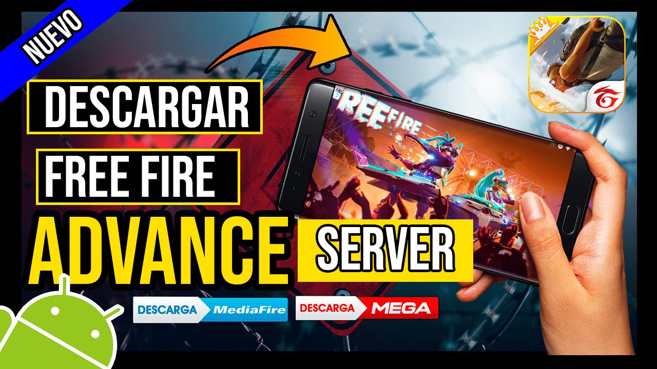 Descargar Free Fire Advance Server Para Android APK Ultima Version