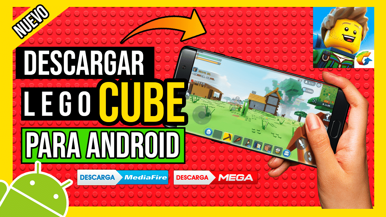 Descargar LEGO Cube Para Android APK Ultima Version