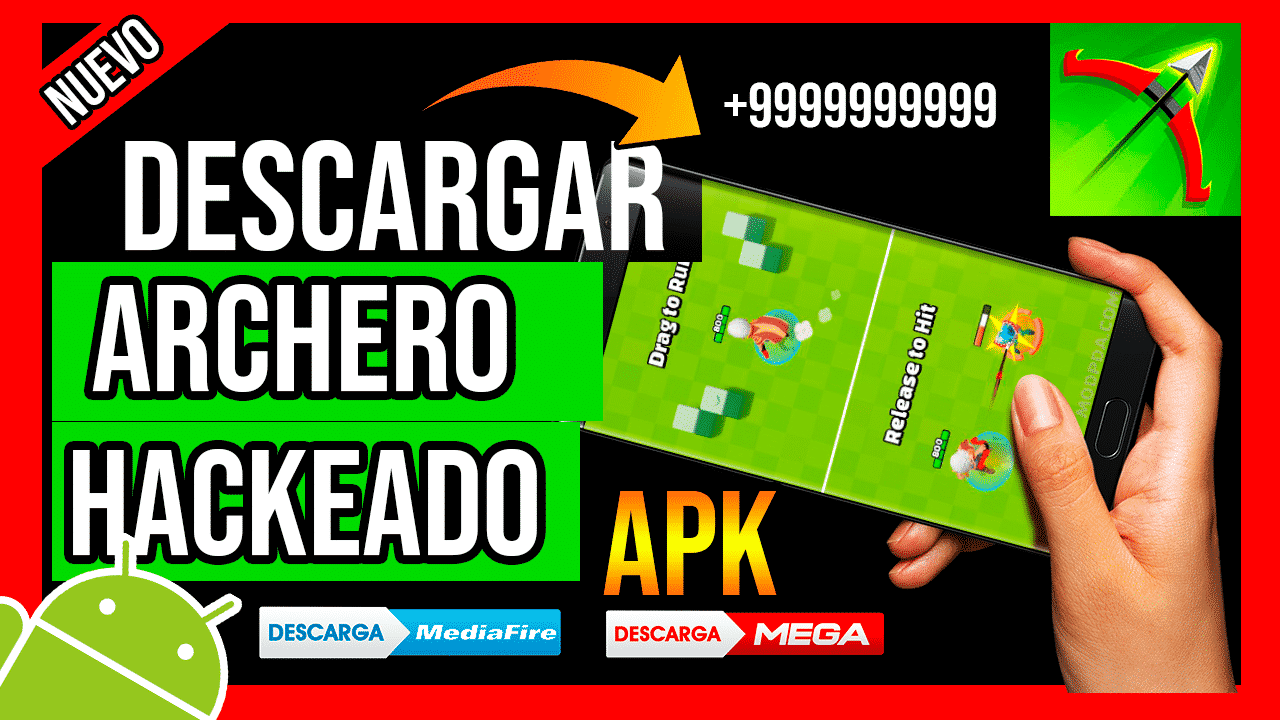 Descargar Archero APK Hackeado Para Android Ultima Version TODO ILIMITADO