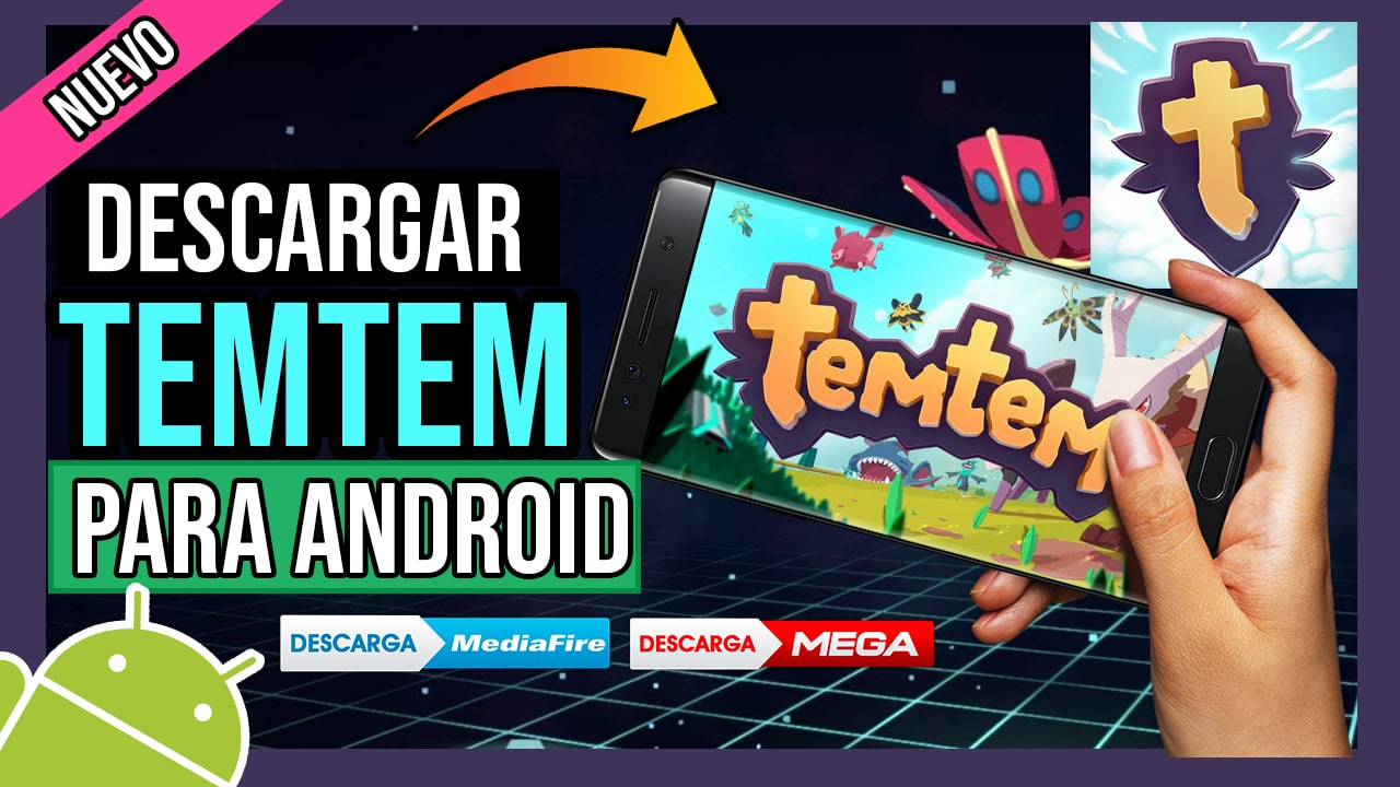 Descargar TemTem Para Android APK Oficial Ultima Version