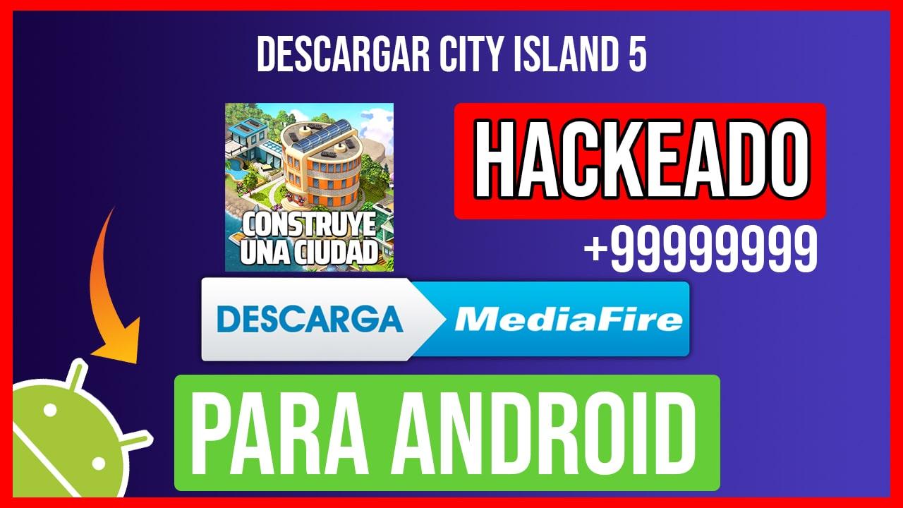 Descargar City Island 5 Hackeado para Android