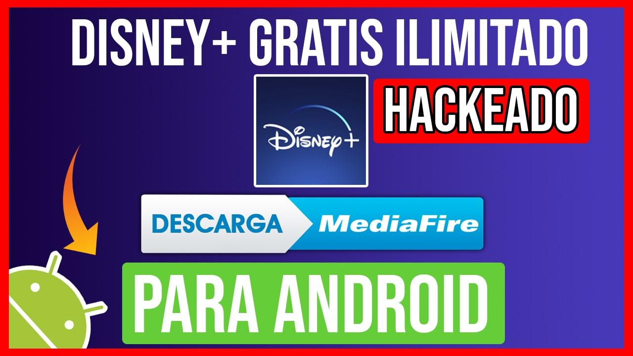 Descargar Disney Plus Para Android GRATIS ILIMITADO APK MOD