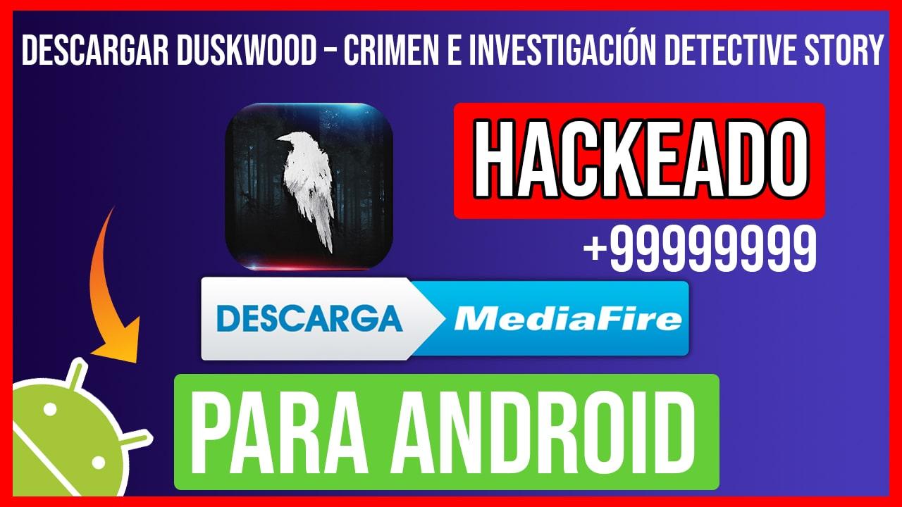Descargar Duskwood – Crimen e Investigación Detective Story Hackeado para Android
