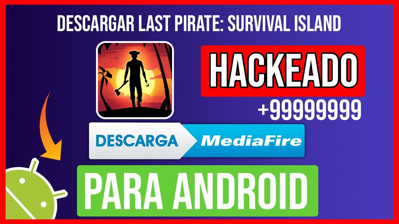 Descargar Last Pirate: Survival Island Hackeado para Android