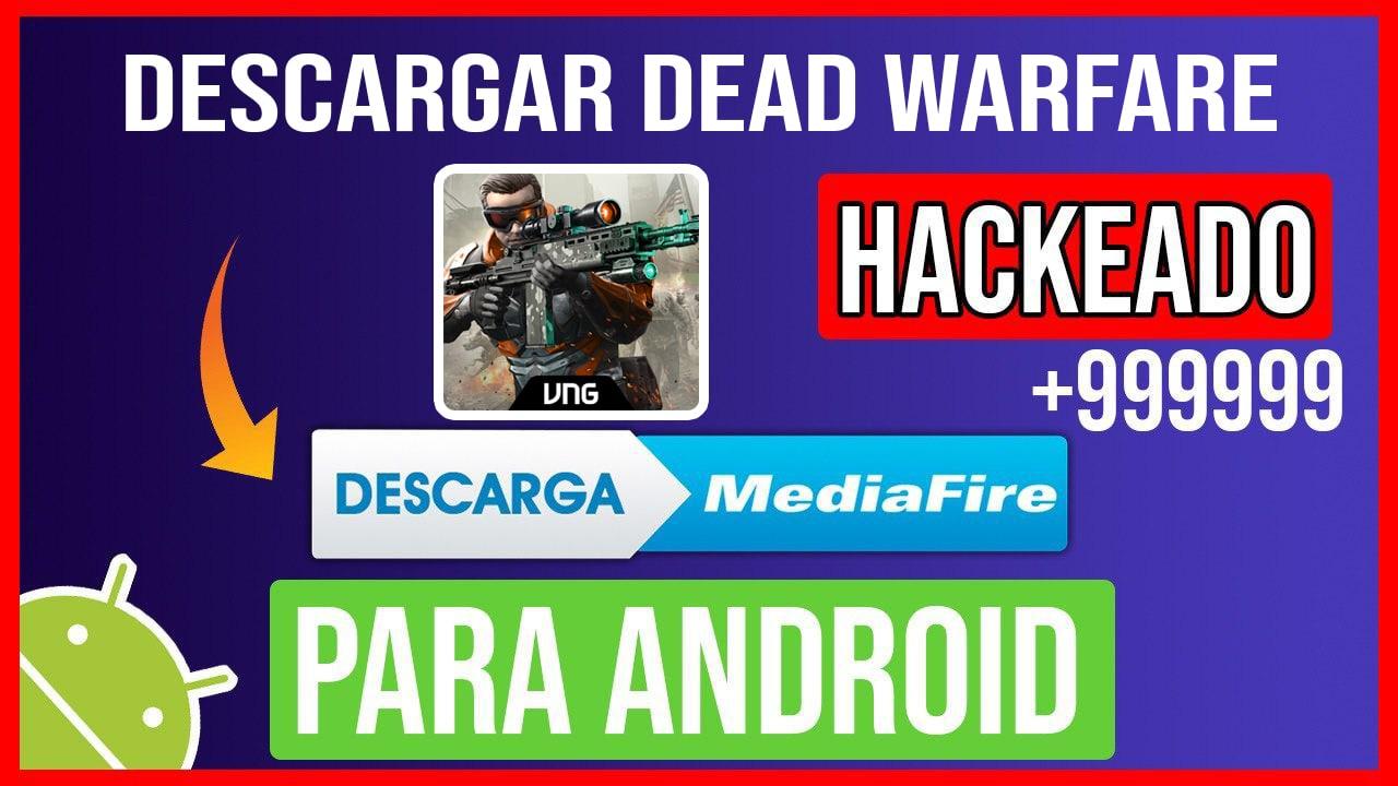 Descargar Dead Warfare: Zombie Hackeado para Android