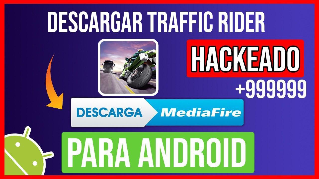 Descargar Traffic Rider Hackeado para Android