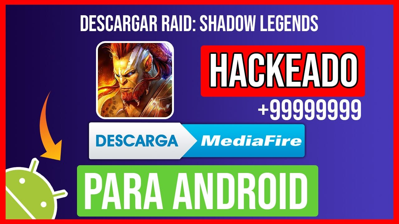 Descargar RAID: Shadow Legends Hackeado para Android