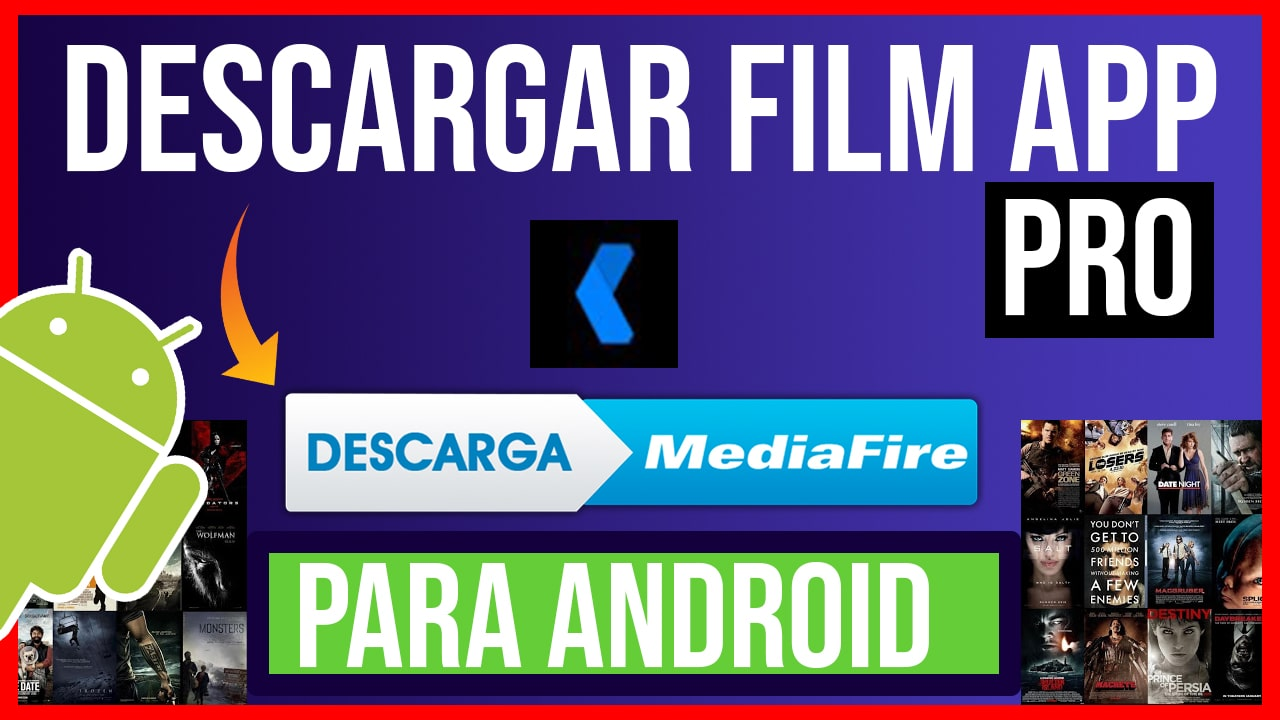 Descargar Film App PRO Para Android APK Ultima Version