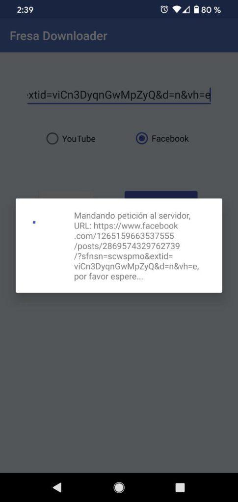 descargar videos privados de facebook android apk