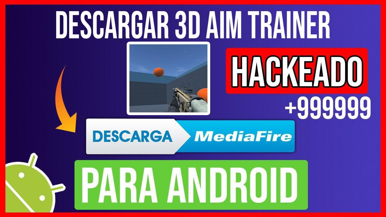 Descargar 3D Aim Trainer Hackeado para Android