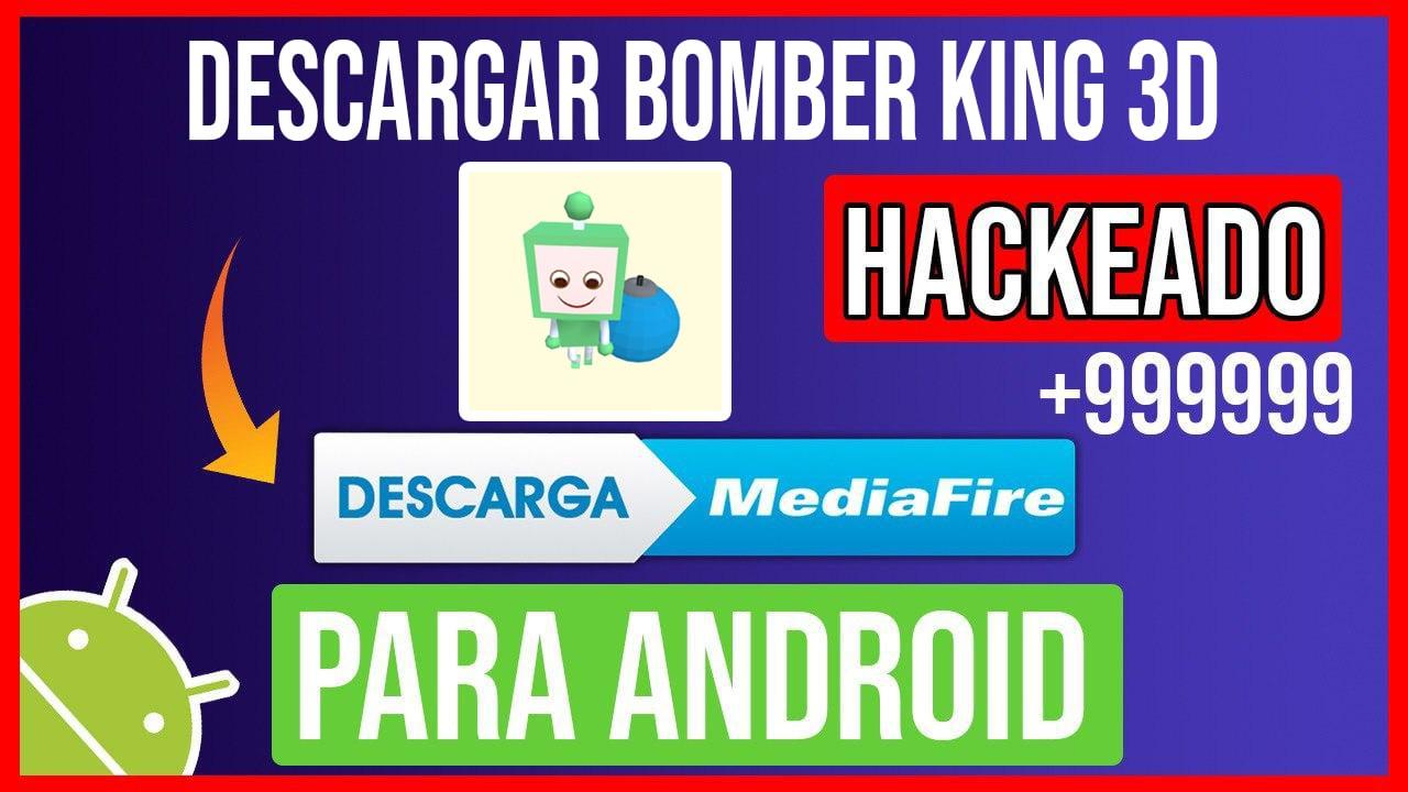Descargar Bomber King 3D Hackeado para Android