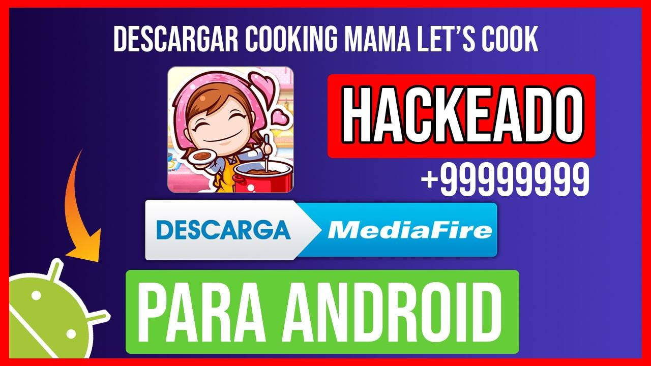 Descargar COOKING MAMA Let's Cook Hackeado para Android