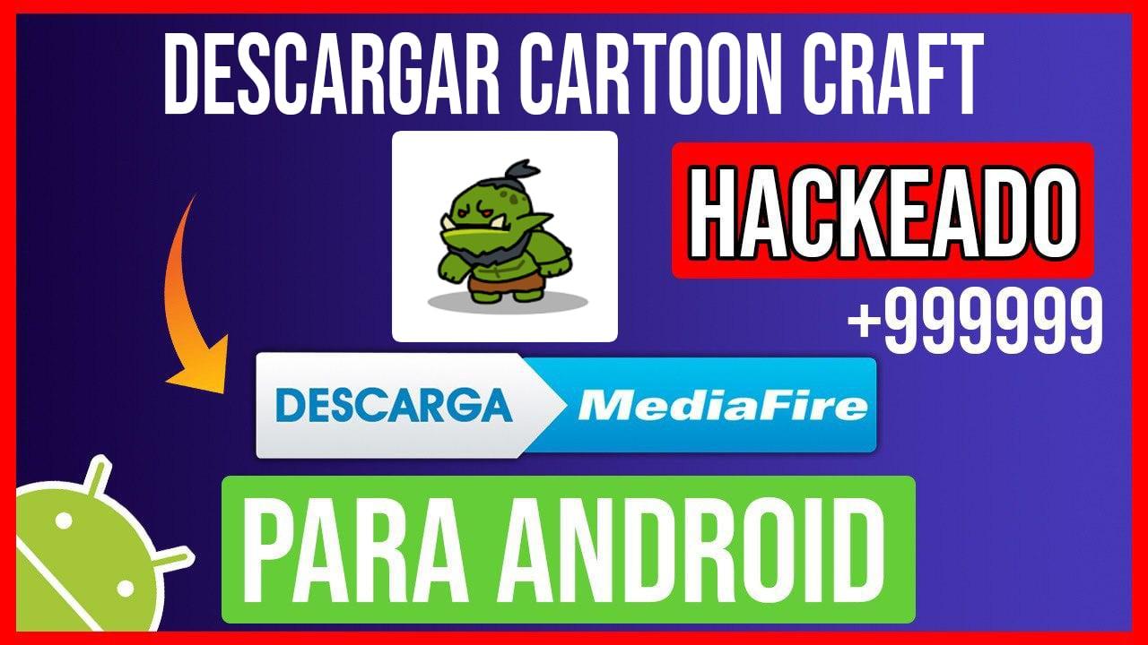 Descargar Cartoon Craft Hackeado para Android