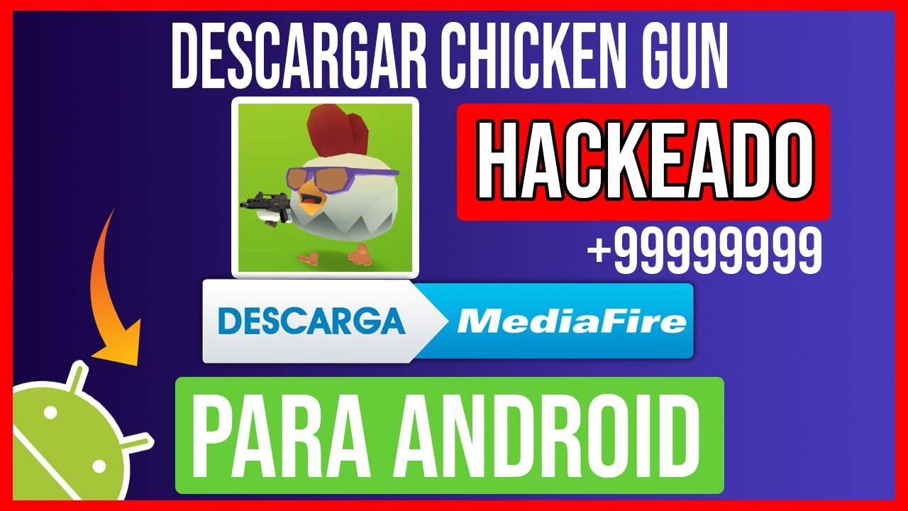 Descargar Chicken Gun Hackeado para Android